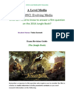 the jungle book workbook word