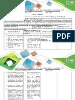 Guia de Actividades y Rúbrica de Evaluación Fase 1 Reconocimiento