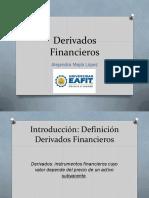 Derivados Financieros - Segunda Clase