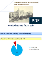 Headches and Facial pain.ppt