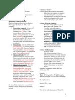 Medicine - Rheumatology (3) 2