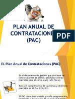 Plan Anual de Contrataciones - Pac