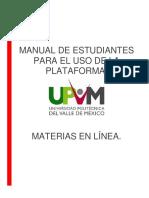 Manual de Upvm Alumno