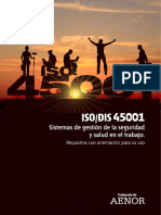ISO 45001 2016