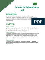Agencia Nacional de Hidrocarburos