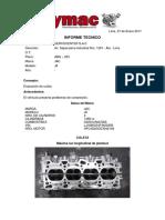 Jac J6 Informe Tecnico