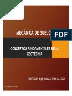Ing. Geotecnia