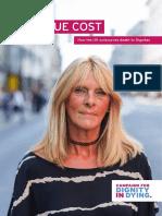 """L'externalisation britannique de la """"fin de vie"""" en Suisse"""