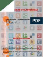 Redes Sociales y Colaborativas