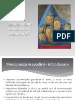 Endocrinologie Hipogonadism