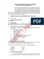 Guidelines and Prescribed Format of ECD LAB