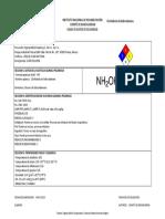 ClorhidratoHidroxilamina