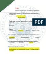 Cuestionario Citoesqueleto y Aparato de Golgi