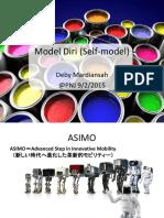 Model Diri (Self-model)
