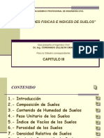 Capítulo III - Propiedades Fisicas e Indices de Suelos[1]