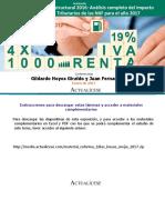 Cuadernillo Reforma Tributaria Hoyos Mejia