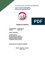 HIDRAULICA INFROME 88888