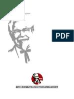Operation Management Project on KFC