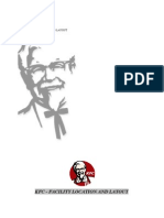 Operation Management Project on KFC