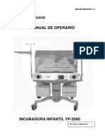 Manual de Usuario YP2000