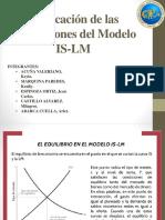 Explicación de Las Fluctuaciones Del Modelo is-LM