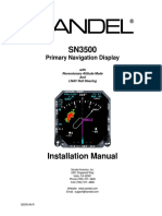 SN3500 82005 Im r Installation Manual