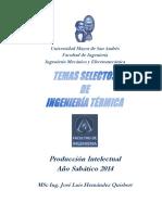 temas selectos de ingeniería térmica