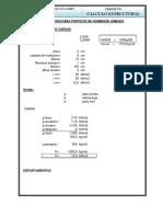 Royecto Calculado de Volumenes
