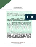 Carta Notarial 10