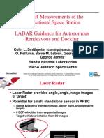 Sandia LDRI for AR&C2