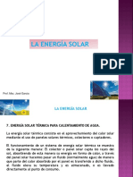 Energias Alternas Solar Xi