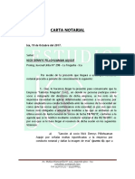 Carta Notarial  9