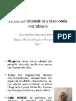 Biolog. Clase Taxonomía