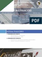Administracion Financiera- Sistema de Intermediacion Financiero
