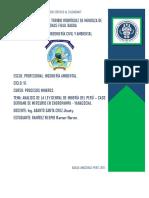 ANALISIS DE LA LEY GENERAL DE MINERÍA DEL PERÚ Y CASO DERRAME DE MERCURIO CHOROPAMPA.docx