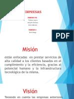 Comparación de Servicios de Diferentes Empresas