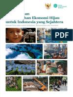 Pertumbuhan Ekonomi Hijau Indonesia