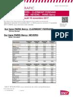 Info_trafic Mouvement Social PAris Bercy - NEVERS - CLERMONT 16 Nov 2017_tcm56-46804_tcm56-171112