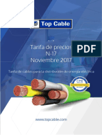 201711 Top Cable Tarifa n17 Noviembre 2017