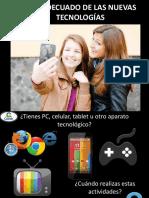 Chala Adicción a Las Tecnologías (Alumnos).Pptx