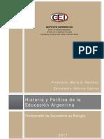 Trabajo Práctico Historia Política Argentina