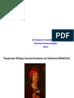 FARMACOLOGIA Digitalicos y Antiarritmicos - Dr. Custodio