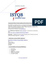 ISTQB Preparation Guide