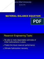 Topic 5- Material Balance