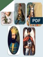 Portrete Ale Domnitorilor