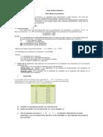 Guía Cinética Química
