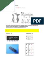 circuitos integrados logicos
