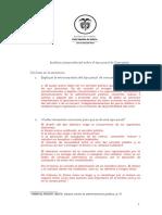 Sentencia Estructuracion Delito -Concusion Taller Penal