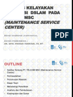 Analisis Kelayakan Investasi Dslam Pada Telkom