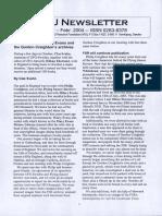 AFU Newsletter 47